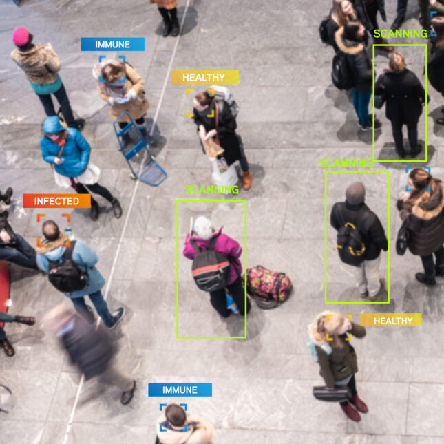 App scanning & tracking