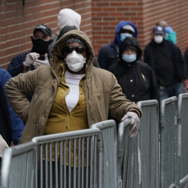 ny testing hot spot forecast epidemics covid test