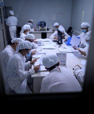 Yisheng Biopharma company
