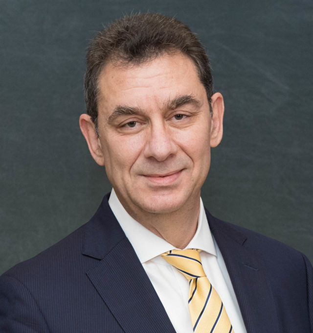 Albert Bourla, DVM, Ph.D.