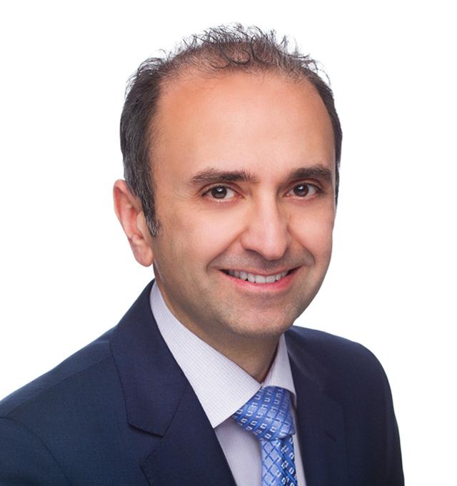 Behzad Aghazadeh, Ph.D.