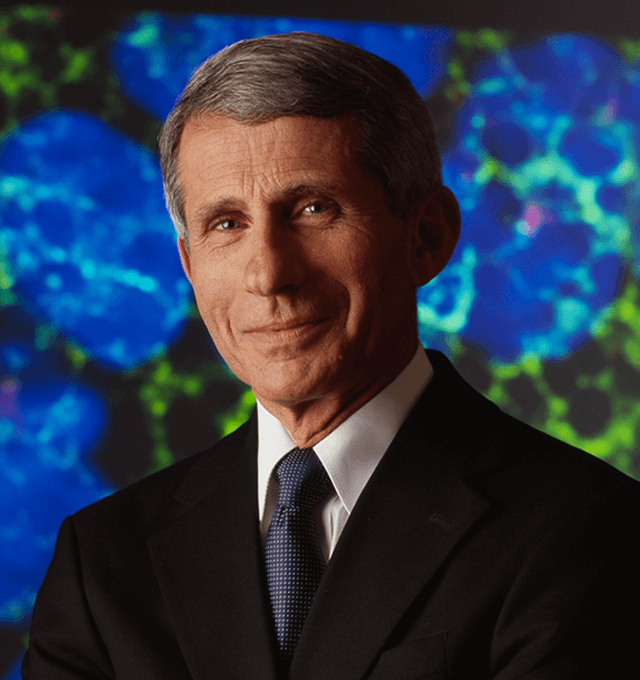 Anthony S. Fauci, M.D.