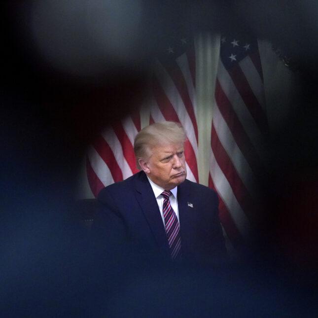 small trump