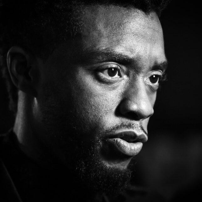 Chadwick Boseman colon cancer