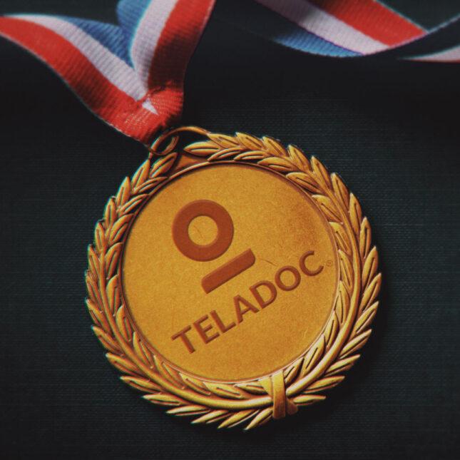 TELADOC medal