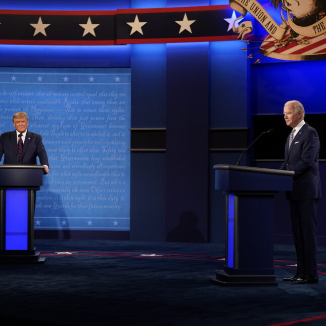 Election 2020 First Debate