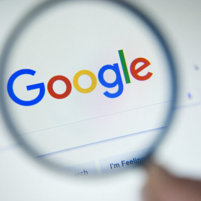 google search online privacy