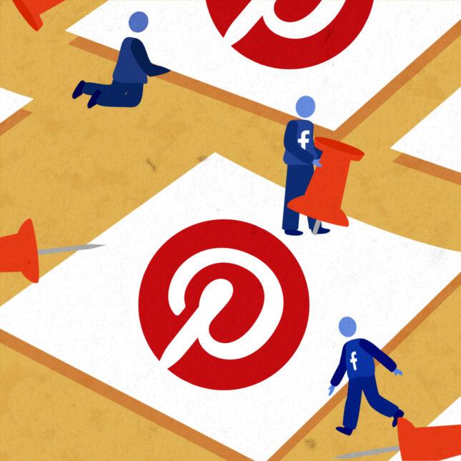 Pinterest & Facebook