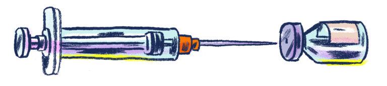 Needle & Vial