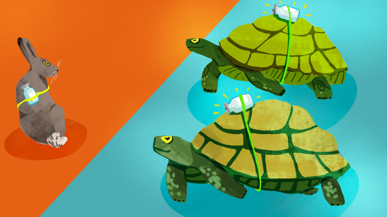 Here come the tortoises: In the race for a Covid-19 vaccine, slow starters could still win out