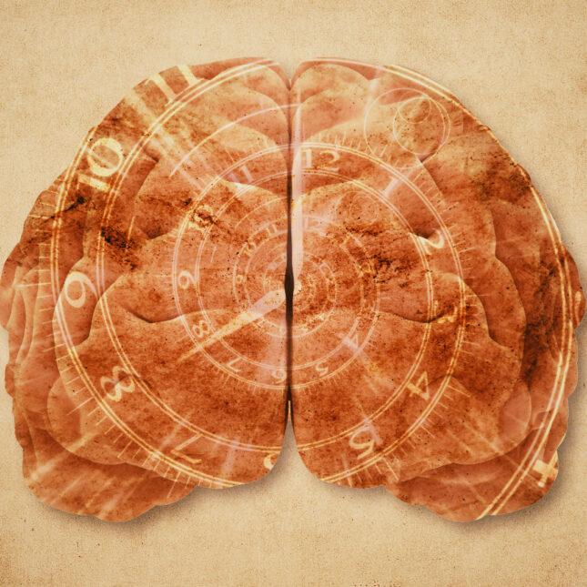 Alzheimer's illo