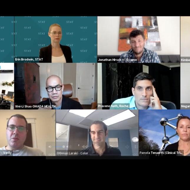 virtual roundtable on digital health