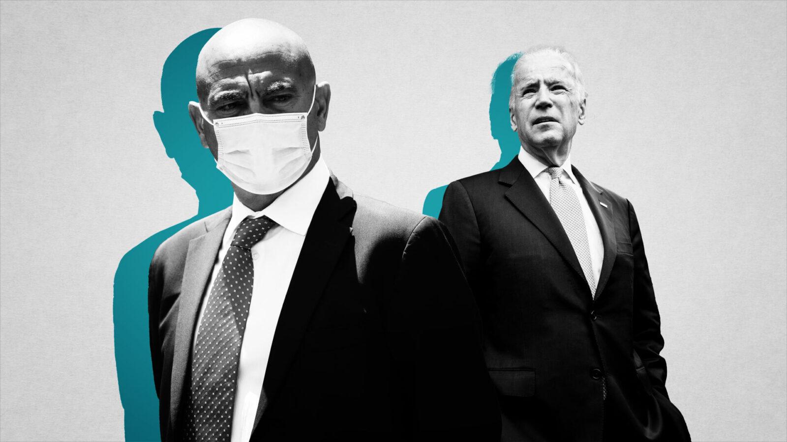 Democrats want to fire Warp Speed's Moncef Slaoui and overhaul the program. But if Biden wins, should he?