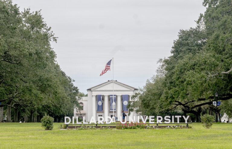 Dillard University in New Orleans, La.