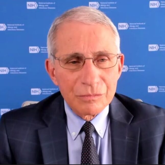 STAT Summit Fauci