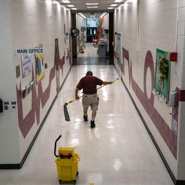 APPLES Pre-K School_custodian