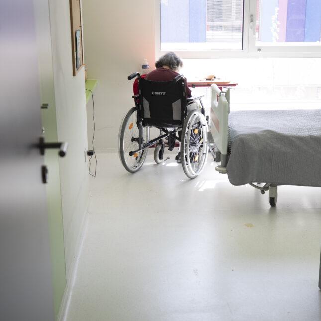 Nursing home long-term care
