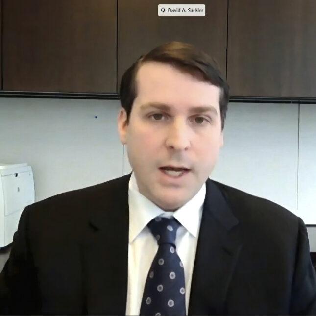 Opioid Crisis Purdue - David Sackler
