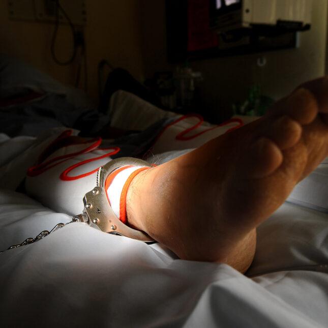California Prison/hospital patient