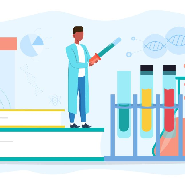 biotech concept illo ethics