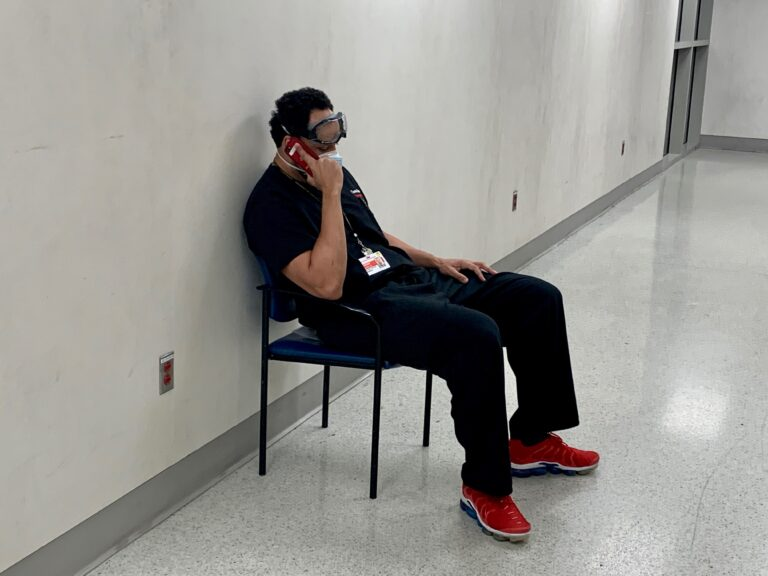 Cleavon Gilman -- Bad News Chair copy