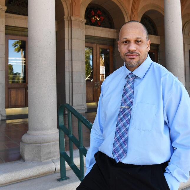 Dr Cleavon Gilman - portrait 2