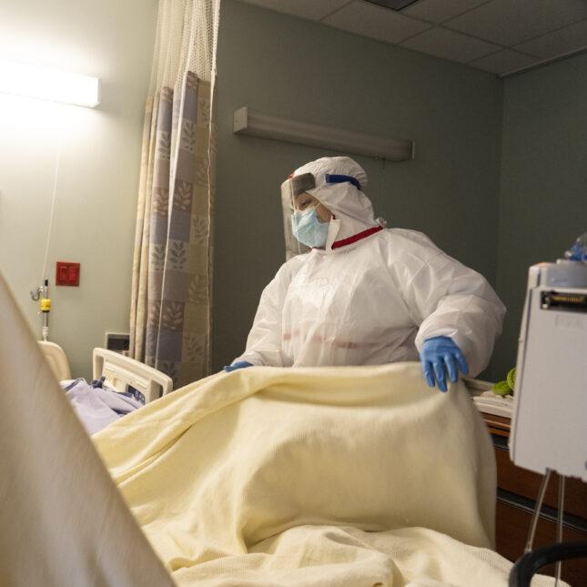 Houston, Texas, hospitals beds