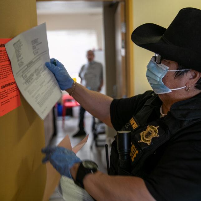 Maricopa County evictions