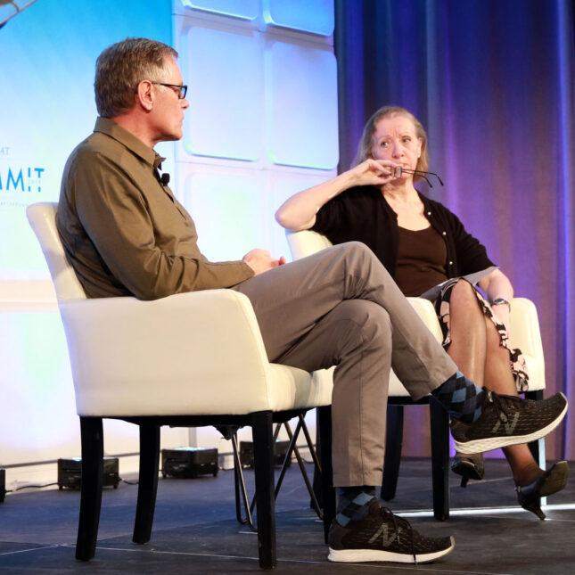 Sharon at Summit