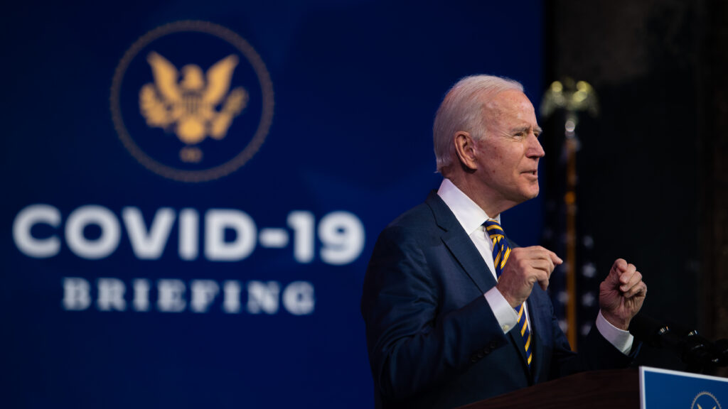 Biden aides retool pandemic plans in light of new coronavirus variants - STAT