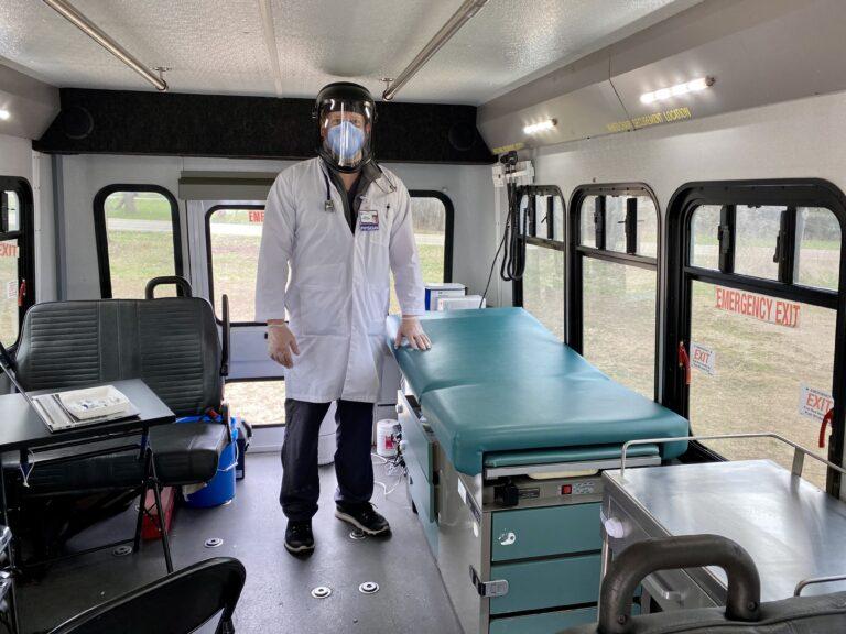 Lake Country Pediatrics bus 03
