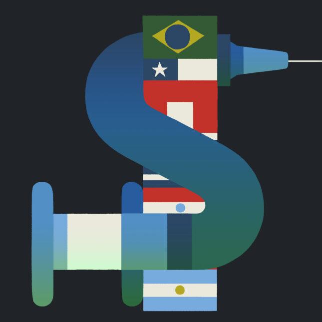 Latin America vaccine negotiations illo