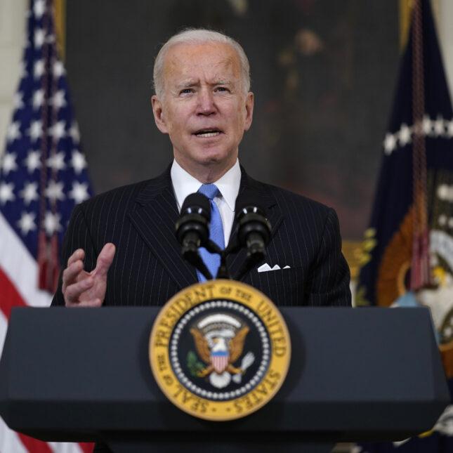 3/2 Joe Biden