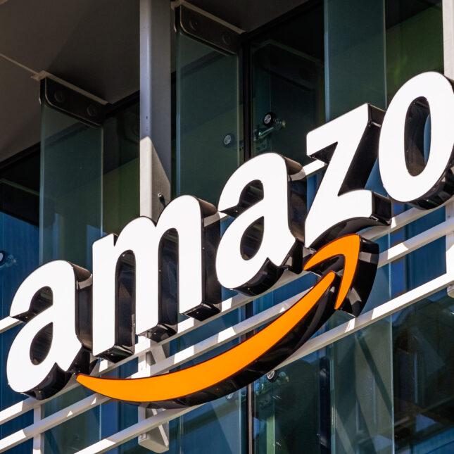 CA Amazon logo