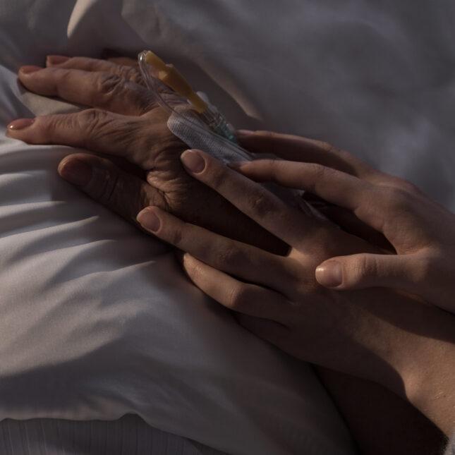 Palliative care (hands)