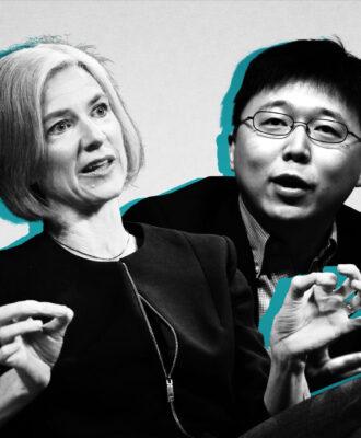 Jennifer Doudna Feng Zhang CRISPR