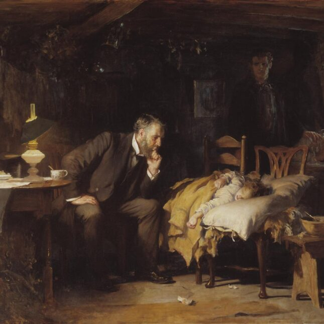The Doctor Fildes presence