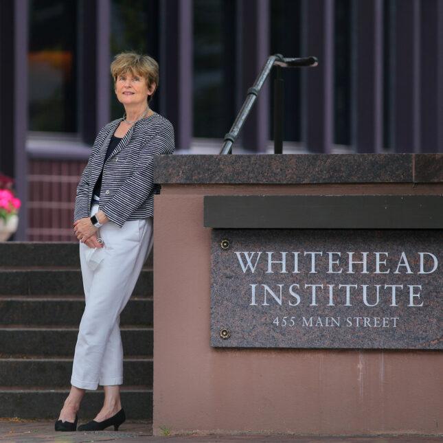 Ruth Lehmann/Whitehead Institute