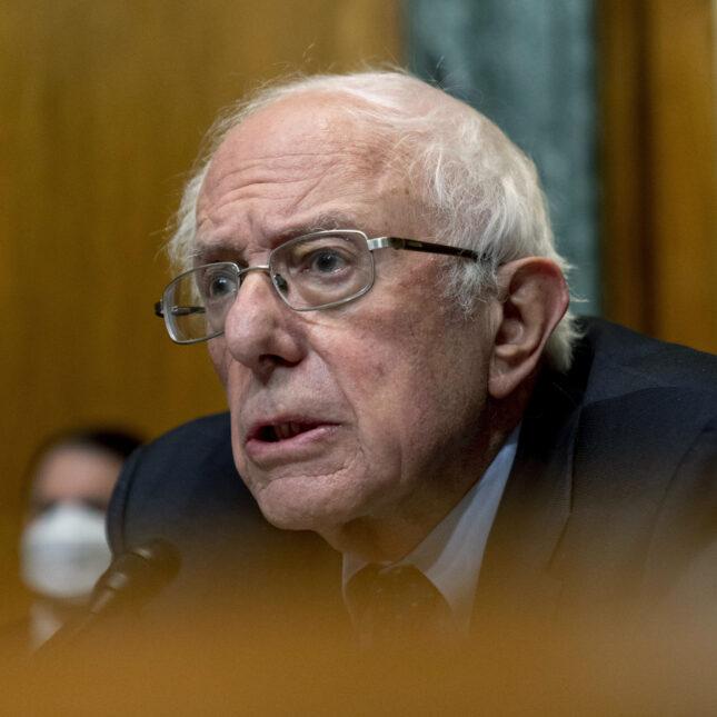 B. Sanders