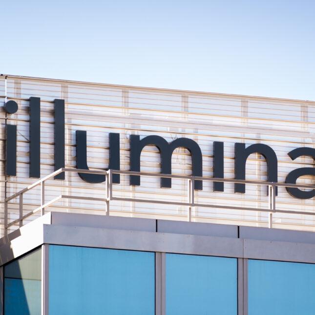 Illumina Grail vertical merger
