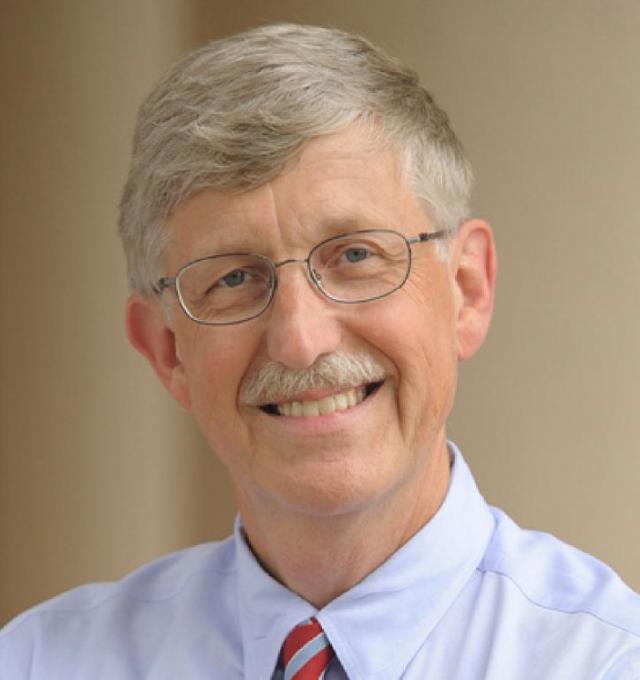 Francis S. Collins, M.D., Ph.D.