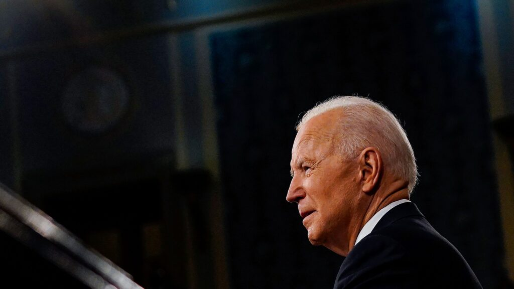 Biden pitches a new health agency to help 'end cancer as we know it'