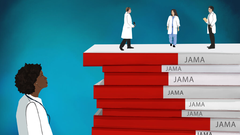 Troubling podcast puts JAMA under fire for its mishandling of race - STAT