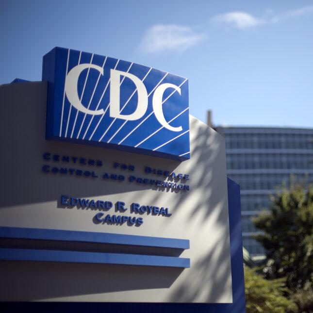 CDC campus masks