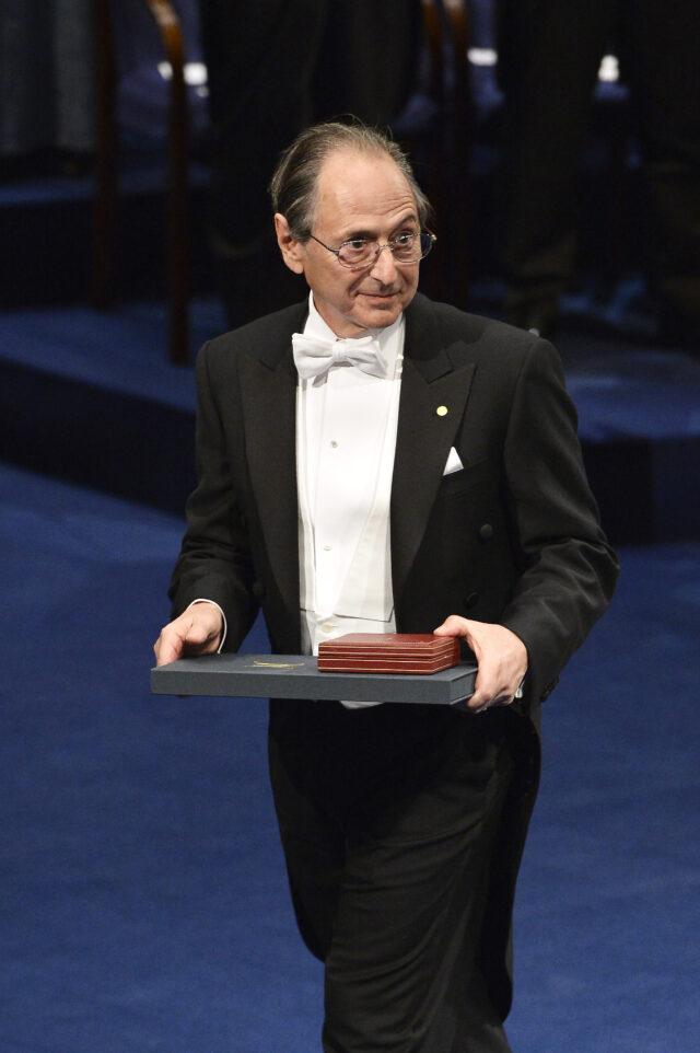 Michael Levitt - Nobel Prize Awards Ceremony