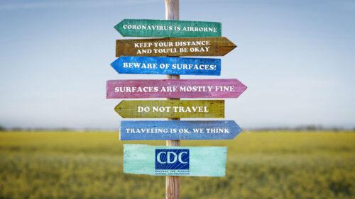 CDC in wonderland