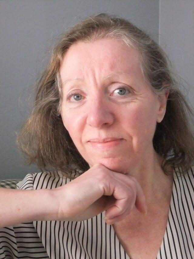Portrait of Sharon