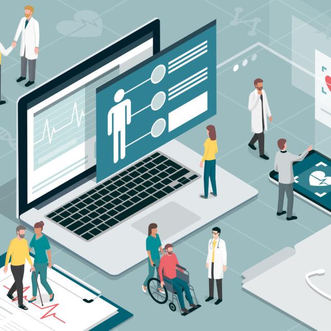 health system simulate simulation