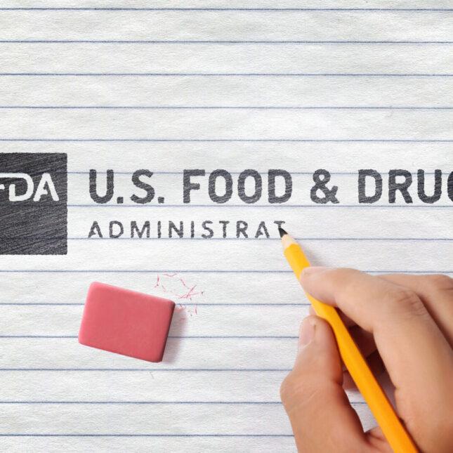 FDA rewrite
