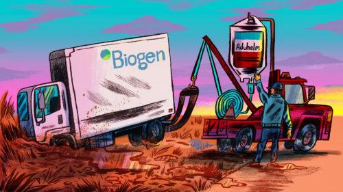Biogen Aduhelm illo
